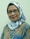 Associate Professor Hasuria Che Omar